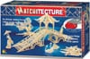 japanese bridge 3d matchstick jigsaw puzzle by matchitecture, puzzle of japanbridge