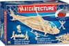 rescue helicopter three dimensional jigsaw puzzle replica matchstick puzzle matchitecture bojeux