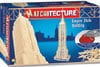 empirestatebuildingmatchstick,empirestate building new york 3d matchstick jigsaw puzzle 650 microbeams gluepuzzle great showpiece