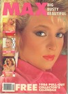 Max January 1986 magazine back issue