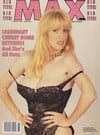 Max March 1991 magazine back issue