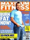 Maximum Fitness January/February 2011 magazine back issue