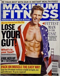 Maximum Fitness March/April 2011 magazine back issue