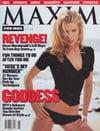 Rebecca Romijn magazine cover Appearances Maxim # 9 - June 1998