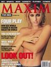 Jennifer Esposito magazine cover Appearances Maxim # 13 - November 1998