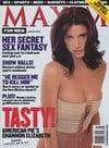 Shannon Elizabeth magazine cover Appearances Maxim # 25 - January 2000