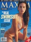 maxim men's magazine 2000 back issues real swimsuit issue kim smith covergirl hottest celebs sex ad  Magazine Back Copies Magizines Mags