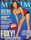 Maxim # 37 - January 2001 magazine back issue