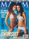 Maxim # 42 - June 2001 magazine back issue