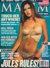 Jules Asner magazine cover Appearances Maxim # 47 - November 2001
