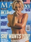 Maxim # 48 - December 2001 magazine back issue