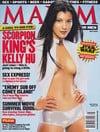 Kelly Hu magazine cover Appearances Maxim # 53 - May 2002