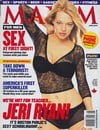 Jeri Ryan magazine cover Appearances Maxim # 54 - June 2002