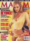 maxim magazine back issues 200 beyonce knowles covergirl hot sexy erotic spredas sex advice sports i Magazine Back Copies Magizines Mags