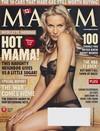 Nicolette Sheridan magazine cover Appearances Maxim # 95 - November 2005