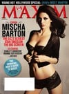 Maxim # 121 - January 2008 magazine back issue cover image