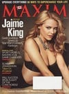 Maxim # 124 - April 2008 magazine back issue cover image