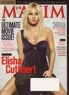 maxim's ultimate movie issue 300 movies to see before you die elishacuthbert covergirl screen goddes Magazine Back Copies Magizines Mags