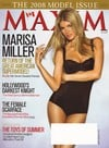Maxim # 127 - July 2008 magazine back issue cover image