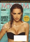 Maxim # 128 - August 2008 magazine back issue cover image