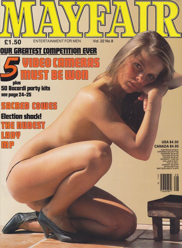 Mayfair and adult magazine
