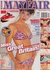 mayfair magazine 1998 back issues hot sexy uk women all nude celebrity sizzlers hottest dancers tigh Magazine Back Copies Magizines Mags