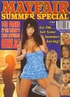 Mayfair Summer Special Magazine Back Issues of Erotic Nude Women Magizines Magazines Magizine by AdultMags