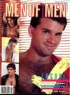 Men of Advocate Men January 1989 magazine back issue cover image