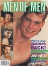 Men of Advocate Men July 1989 magazine back issue cover image