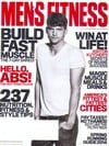 Men's Fitness April 2014 magazine back issue