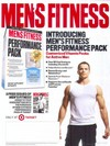 Men's Fitness June 2014 magazine back issue