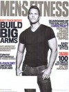 Men's Fitness July 2014 magazine back issue