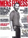 Men's Fitness October 2014 magazine back issue
