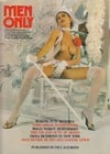 men only magazine 1975 back issues hot horny nude models erotic spreads hottest 70s slits open wide  Magazine Back Copies Magizines Mags