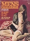 Men's Challenge January 1975 magazine back issue cover image