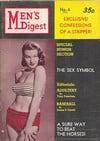 Men's Digest # 6 magazine back issue