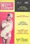 Men's Digest # 8 magazine back issue