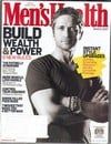 Men's Health March 2007 magazine back issue