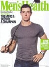 Men's Health May 2015 magazine back issue cover image