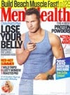 Men's Health July/August 2015 magazine back issue cover image