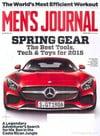 Men's Journal March 2015 magazine back issue