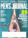 Men's Journal June 2015 magazine back issue cover image