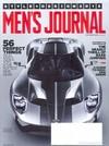 Men's Journal September 2015 magazine back issue
