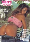 Men's World Vol. 3 # 1 magazine back issue