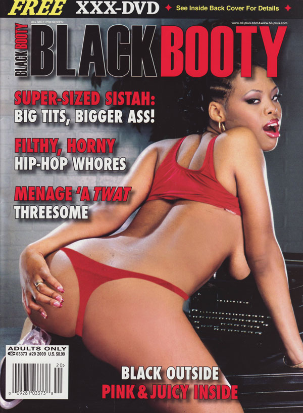 30+ MILF # 20 - 2009 - Black Booty thumbnail