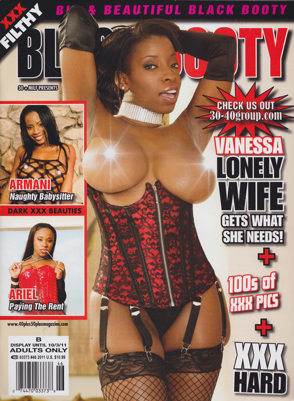 30+ MILF # 46, 2011 - Black Booty thumbnail