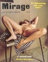Mirage # 1 magazine back issue cover image