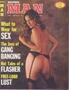 Modern Man February 1976 magazine back issue