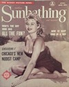 Modern Sunbathing April 1958 magazine back issue