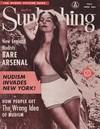 Modern Sunbathing May 1958 magazine back issue